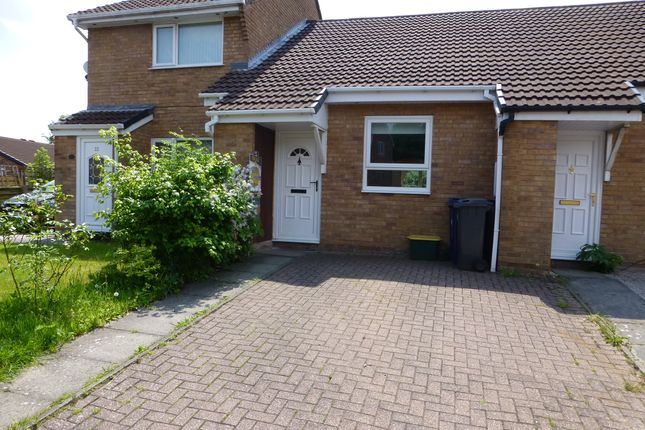 Thumbnail Town house to rent in Meadow Bank, Penwortham, Preston