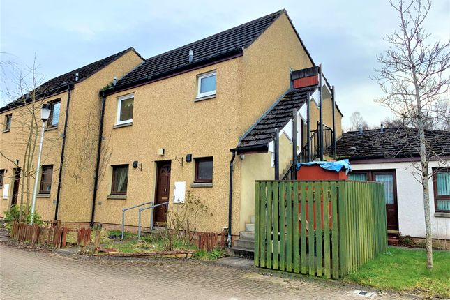 Thumbnail Flat for sale in Woodlands Court, Inshes Wood, Inverness