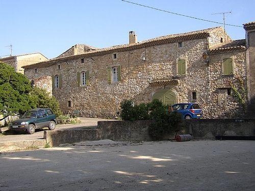St Victor La Coste, Avignon, Vaucluse, Provence-Alpes-Côte D'azur, France
