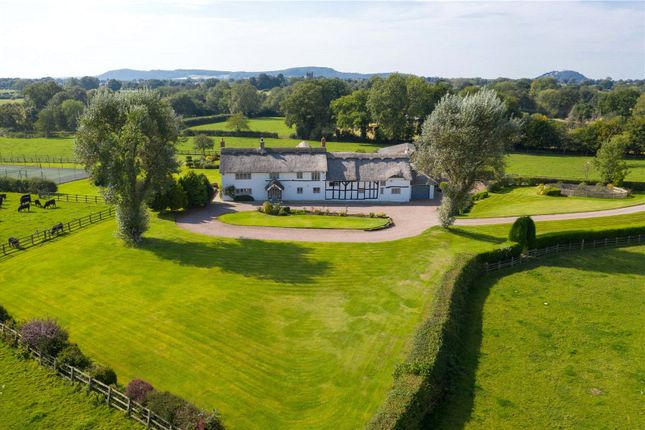 Thumbnail Detached house for sale in Bowes Gate Road, Bunbury, Tarporley, Cheshire