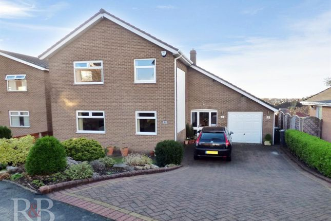 Thumbnail Detached house for sale in Buseph Drive, Torrisholme, Morecambe