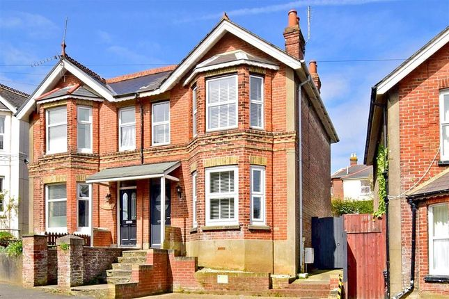 Thumbnail Semi-detached house for sale in Spring Gardens, Shanklin, Isle Of Wight