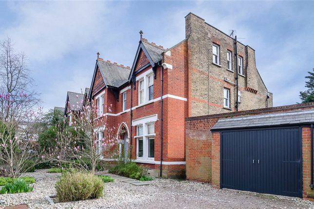 Thumbnail Detached house for sale in Mount Park Crescent, Ealing