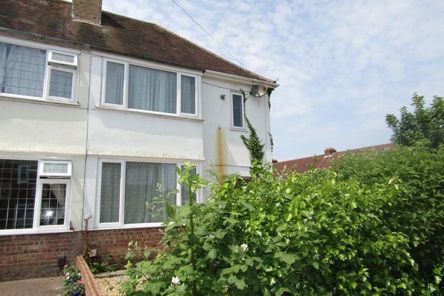 Thumbnail End terrace house to rent in Sedgeley Grove, Gosport