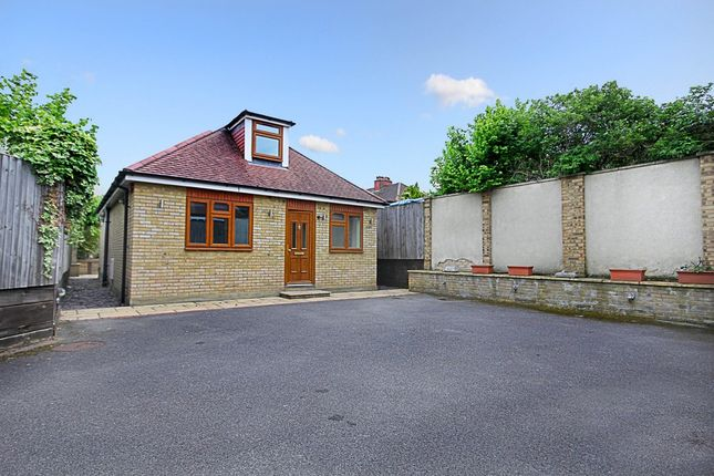 Thumbnail Detached bungalow for sale in Studley Grange Road, London