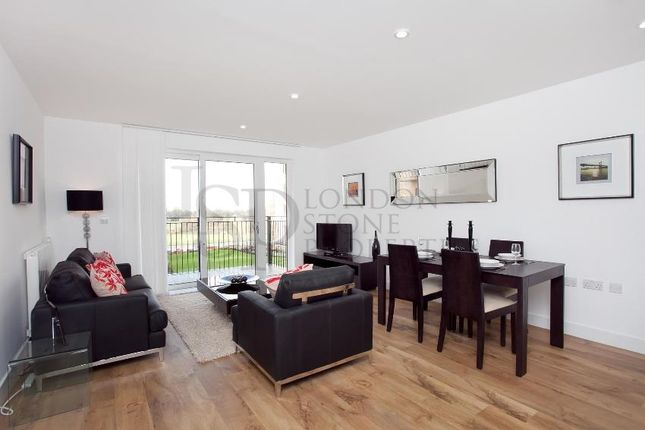 Thumbnail Flat to rent in Conningham Court, Kidbrooke, London