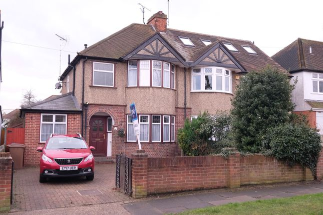 3 bed semi-detached house for sale in Fourth Avenue, Chelmsford