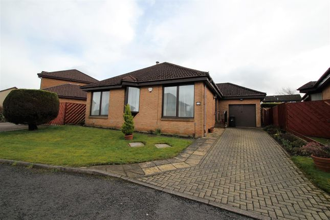 Thumbnail Detached bungalow for sale in Bankton Gardens, Livingston