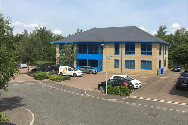 Thumbnail Office to let in Ground Floor, And 5A Hillside Road, Bury St. Edmunds, Suffolk