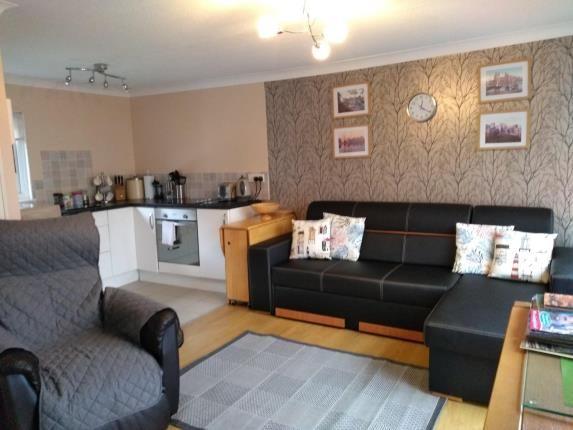 Open Plan Area of Glan Gwna Holiday Park, Caeathro, Caernarfon, Gwynedd LL55
