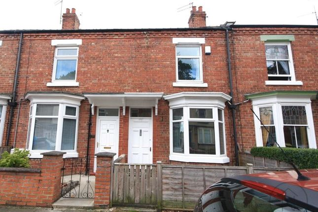 Thumbnail Terraced house for sale in Craig Street, Darlington