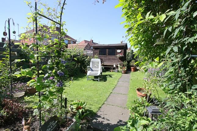 Garden of Cross Street, Maltby, Rotherham, South Yorkshire S66