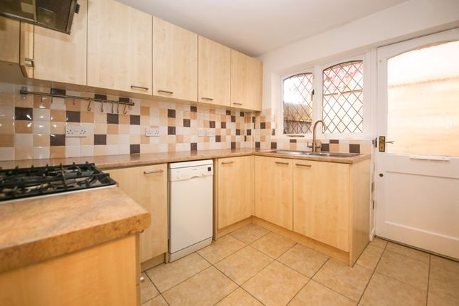 Kitchen of Navenby Road, Hawkley Hall, Wigan WN3