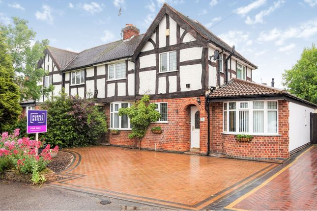 Front of Hartfield Road, Leicester LE5