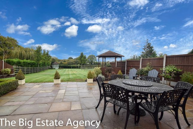 Thumbnail Detached house for sale in Ty Nant, Bryn Road, Mold