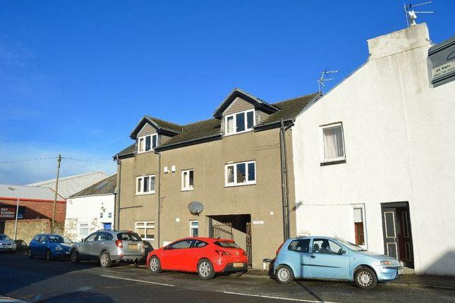 Thumbnail Maisonette for sale in Crown Street, Ayr