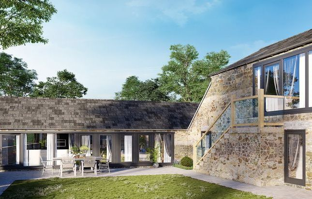 Thumbnail Barn conversion for sale in Woodland Road, Woodlands, Ivybridge