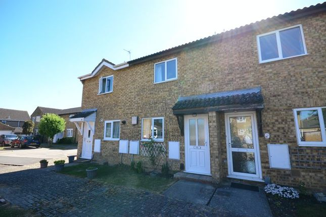 Thumbnail Terraced house to rent in Hawthorn Grove, Carterton