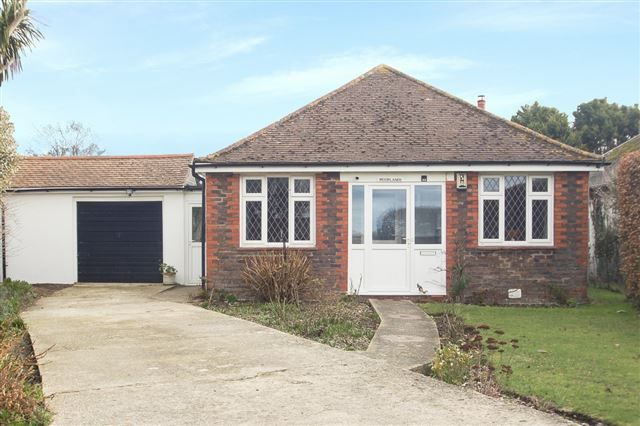 Thumbnail Bungalow for sale in Piggery Hall Lane, West Wittering, Chichester
