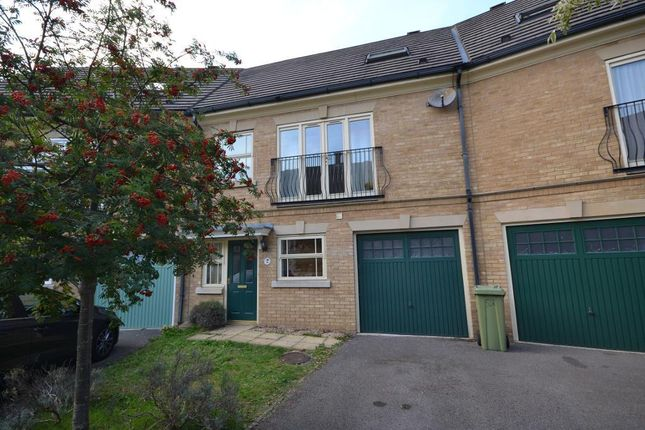 Thumbnail Terraced house to rent in Clegg Square, Shenley Lodge, Milton Keynes, Buckinghamshire