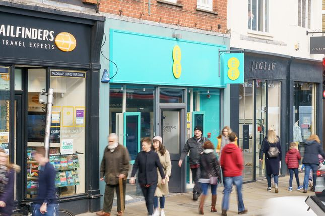 Thumbnail Retail premises for sale in George Street, Richmond Upon Thames, London