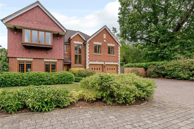 Thumbnail Detached house for sale in Mark Way, Godalming, Surrey