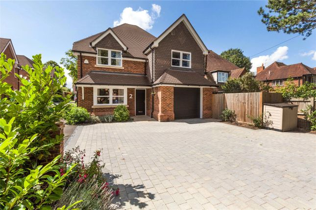 Thumbnail Detached house for sale in Old College Gardens, Maidenhead, Berkshire