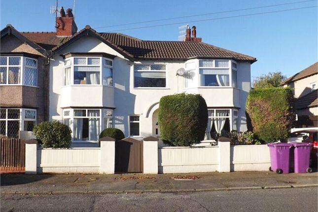 Thumbnail Semi-detached house for sale in Gressingham Road, Liverpool, Merseyside