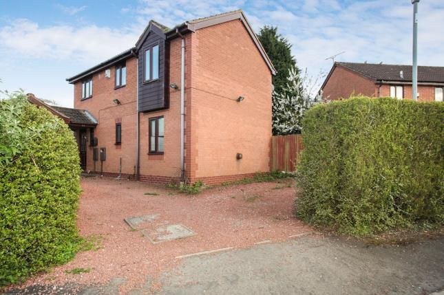 Thumbnail Detached house for sale in Grove Lane, Keresley, Coventry, Warwickshire