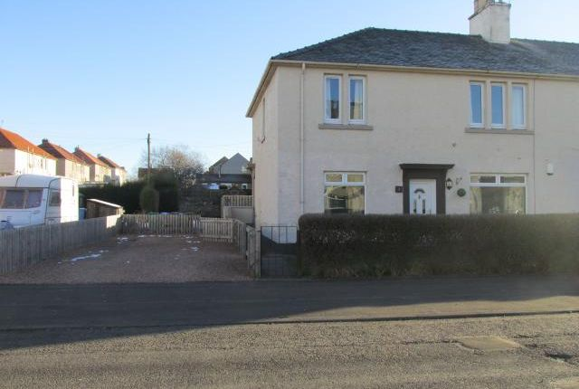 Thumbnail Flat to rent in 5 Christie Place, Kirkcaldy