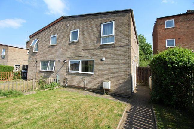 Thumbnail End terrace house for sale in Dawley, Welwyn Garden City