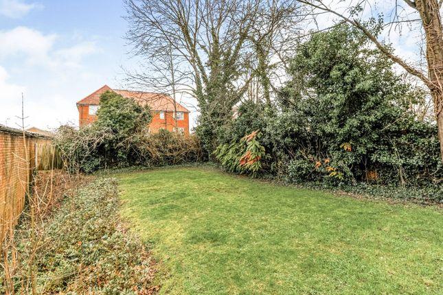 Communal Gardens of 10 Shirley Road, Wallington SM6