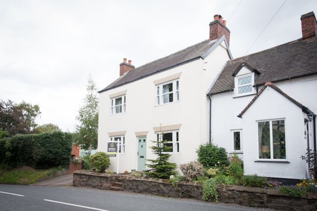 Thumbnail Cottage for sale in Pinfold Hill, Shenstone, Lichfield