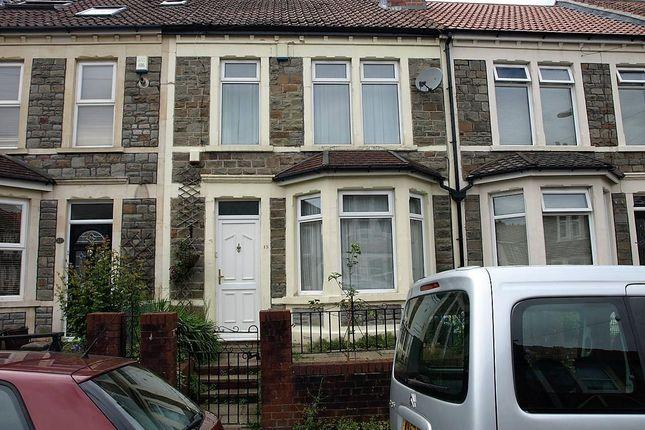 Thumbnail Terraced house for sale in Pendennis Park, Brislington, Bristol