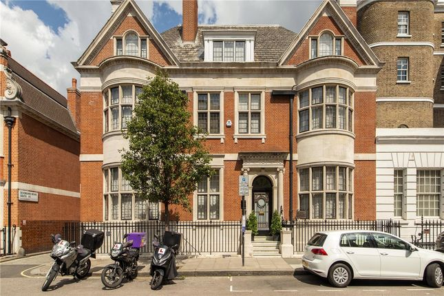 Thumbnail Semi-detached house to rent in Harley Street, Marylebone, London
