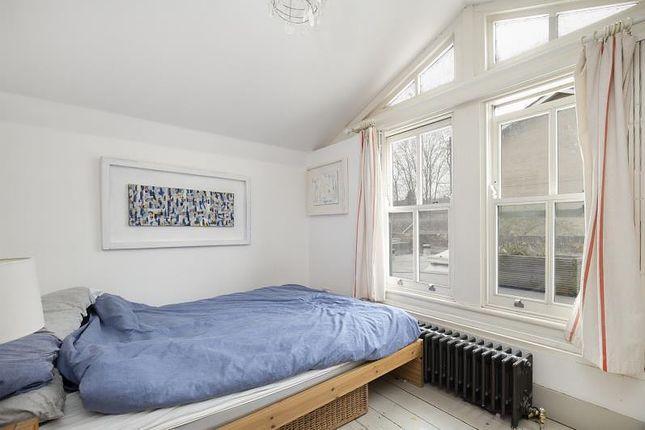 Bedroom of British Grove, Chiswick W4