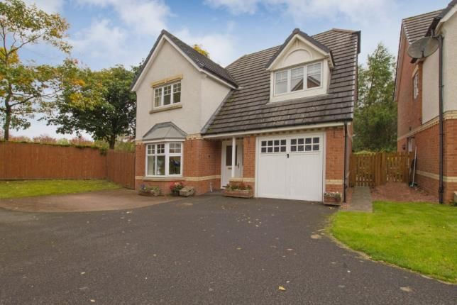 Thumbnail Detached house for sale in Bramble Glade, Adambrae, Livingston, West Lothian