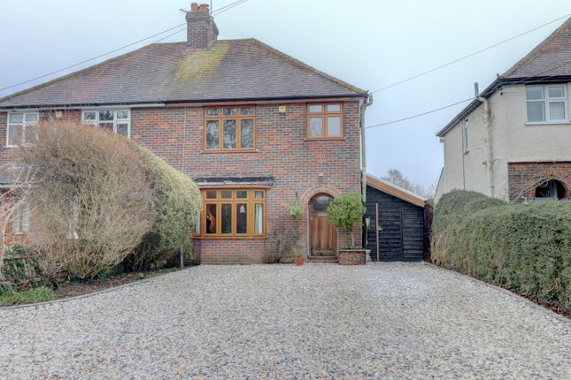 Thumbnail Semi-detached house for sale in Summerleys Road, Princes Risborough, Buckinghamshire