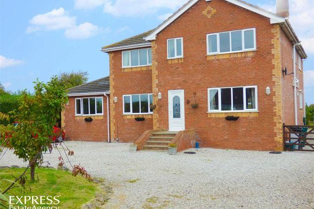 Thumbnail Detached house for sale in Green Avenue, Kinmel Bay, Rhyl, Conwy