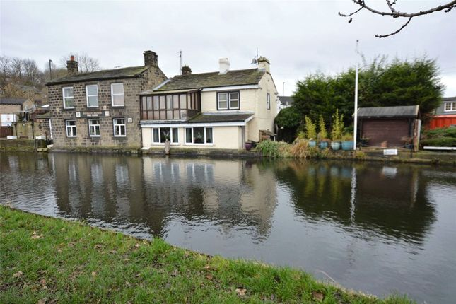 Thumbnail Semi-detached house to rent in Wharfe Cottage, Town Street, Rodley, Leeds, West Yorkshire