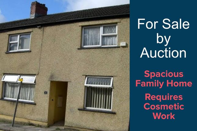 4 bed terraced house for sale in Harcourt Street, Ebbw Vale NP23