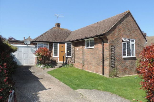 Thumbnail Detached bungalow for sale in Chichester Close, Bexhilll On Sea, East Sussex