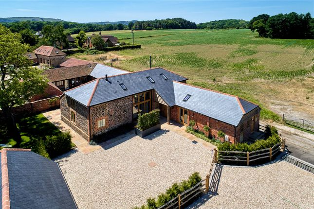Thumbnail Barn conversion for sale in Minsted, Midhurst, West Sussex