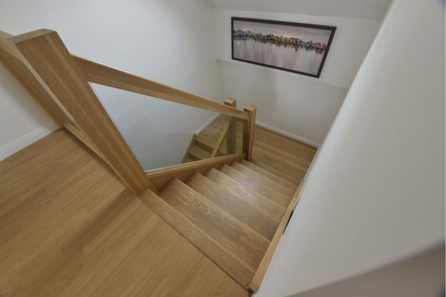 Staircase of Bannerman Avenue, Inverkeithing KY11