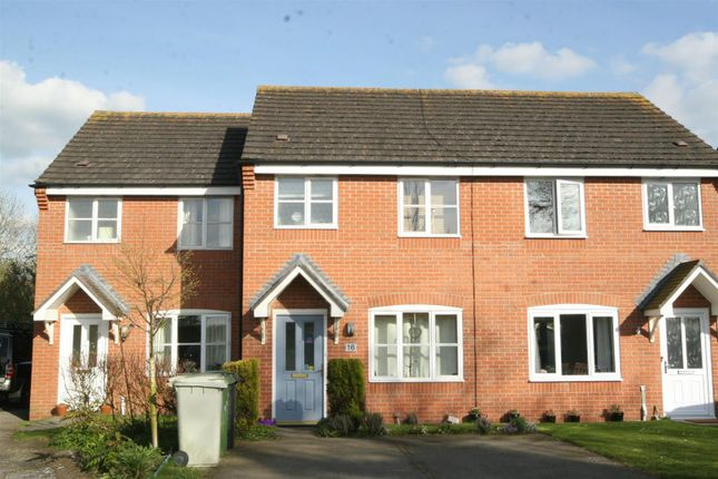 2 bed terraced house to rent in Harborough Close, Whissendine, Oakham