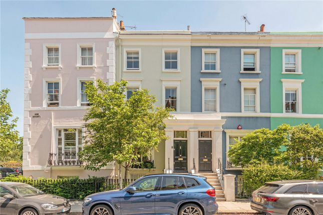 Thumbnail Property to rent in Elgin Crescent, London
