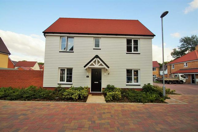 Thumbnail Detached house for sale in Murray Mcpherson Parade, Colchester