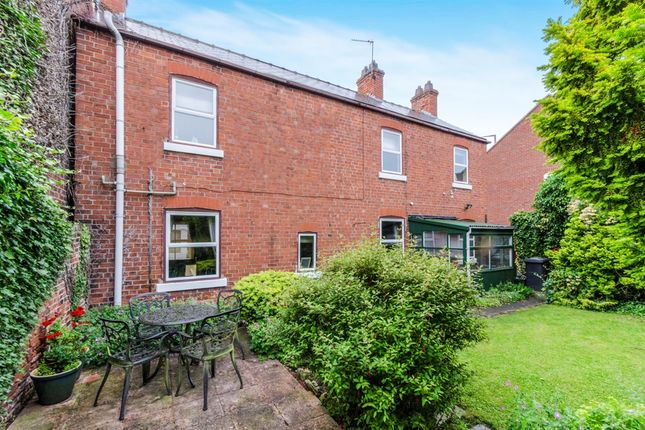 Thumbnail End terrace house for sale in High Street, Hatfield, Doncaster