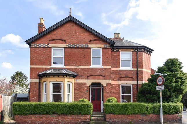 Thumbnail Detached house to rent in Whitecross, Hereford