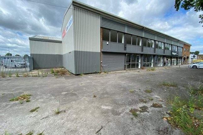 Thumbnail Light industrial to let in Unit 11, Dunstall Park Road, Ascot Drive, Derby